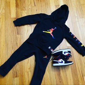 Used Authentic Jordan Outfit